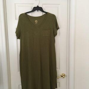1xp women's dress